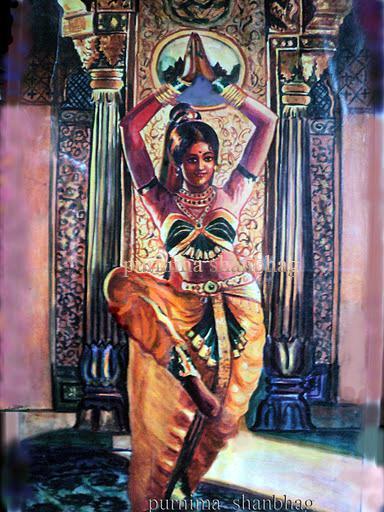 Hema Malini por purnimashanbhag